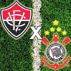 Corinthians começa epopeia baiana contra o Vitória pelo Brasileirão