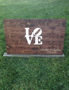 Rustic+Wood+guest+book++Wooden+Guestbook++Guest+by+HomeSignDesigns