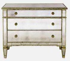 Z Gallerie mirror dresser for $600