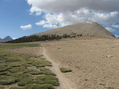 Pacific Crest Trail California Sierra - Bighorn Plateau