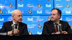 It's the end of an era in Ottawa – in more ways than one. With their season over for all of two days, the Senators have wasted little time making noise (and headlines), starting with changes to their front office. Front Office, Ottawa, Nhl, Coaching, Articles, Change, Memes, How To Make, Training