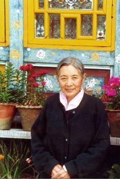 Khandro-la in Sikkim