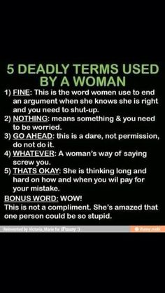 The Deadly Words
