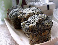 Mákos muffin Allergy Free Recipes, Candida Diet, Allergies, Free Food, Poppies, Muffins, Paleo, Baking, Breakfast