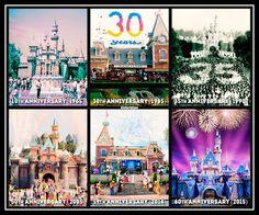 Disney Anniversary's
