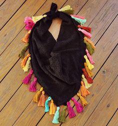 Un aire nuevo al foulard