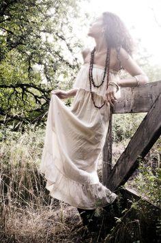 Strapless Ruffle Athena Dress In Cream white dress by ZhenNymph, $60.00