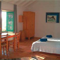 Großes Schlafzimmer im Häuschen http://www.renatour.de/el-cabrito