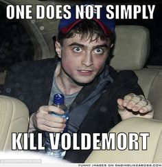 Harry Potter One Does Not Simply