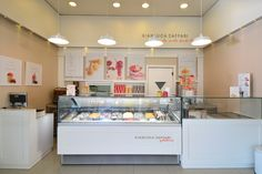 Gelateria Gianluca Zaffari by Studio Cinque, Porto Alegre – Brazil » Retail Design Blog