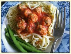 Sauce boulettes de Marina Orsini