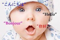 Les atouts du bilinguisme précoce