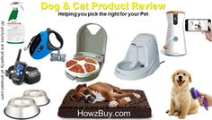It's often difficult to know which dog products to buy! That's why We focus on best pet products that is worth buying for your dogs & cats. Best of 2017.