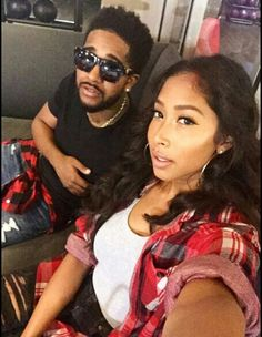 Apryl jones and omarion