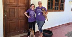 Embracers Danniele Zucker and Kendra Williams visited Sri Lanka with WECare Worldwide in October This is their story. Embrace Pet Insurance, Rescue Dogs, Sri Lanka, Charity, Pets, Shelter Dogs
