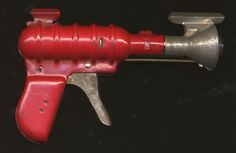 Toy Gun, Pop Gun, 33 Repeater - Smithsonian National Air and Space Museum
