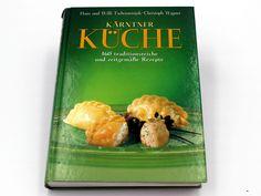 """Kochbuch der Woche – """"Kärntner Küche"""" von Ch. Wagner und H. & W. Tschemernjak Ethnic Recipes, Food, Clarified Butter, Recipies, Essen, Meals, Yemek, Eten"""