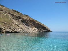 Agios Dimitrios Beach in the South of Evia Greece Islands, Greece Travel, Vacation Spots, Beautiful Places, Relax, Country, Water, Outdoor, Greeks