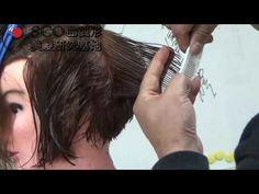 適合髮量細,頭髮細,後枕骨扁平的髮型 - YouTube
