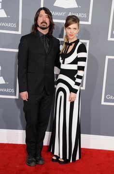 Jordyn Grohl #Grammy's