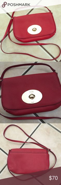 Coach PBB Crossbody red Coach PBB Crossbody red Coach Bags Crossbody Bags