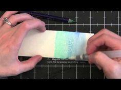 Jennifer Mcguire Teaches Watercolor Resist Techniques Using Simon Says Stamp January Card Kit