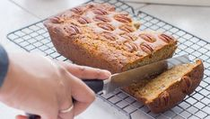simple easy moist banana bread recipe with yogurt Moist Banana Bread Recipe With Yogurt, Easy Banana Bread, Banana Bread Recipes, Yogurt Recipes, Morning Coffee, Bakery, Simple, Desserts, Food