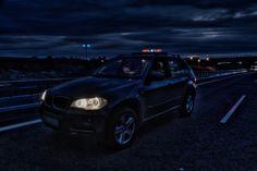 BMW X5 od vítěze loňské Pinterest soutěže Adama Zahradníka.