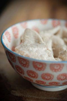 Velveting+Chicken+II  How Chinese Restaurants get there chicken velvety tender in stir frys