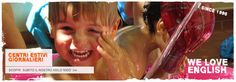 Centri estivi in inglese a Firenze per bambini e ragazzi