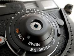 Super Triplet Perar 4/28: un objetivo artesanal y ultraligero para Leica M