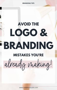 The top business branding mistakes to avoid so you can grow your business and attract the right clients and buyers starting now. Social Media Branding, Branding Your Business, Personal Branding, Business Marketing, Logo Branding, Business Tips, Online Business, Branding Design, Branding Ideas