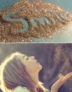 Glitter Photography