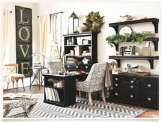 Ballard Designs  |   Katherine Home Office