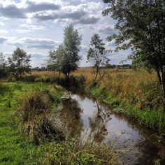 https://flic.kr/p/wJhgKL | Just a fantastic day #outdoor near #Groesbeek #Netherlands #Nature #Sunlight #Clouds #River