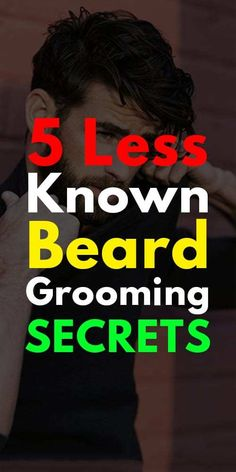 Beard grooming secrets that can be explained in several steps but the most important rule is to efficiently follow STEP 1. Read on for the secret. Mens Fashion Wear, Mens Fashion Blog, Men's Fashion, Fashion 2020, Beard Styles For Men, Hair And Beard Styles, Hair Styles, Beard Tips, Beard Grooming
