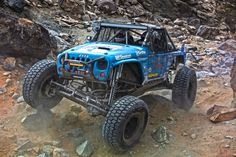 Poison Spyder Racing Completes 2013 King Of the Hammers Race