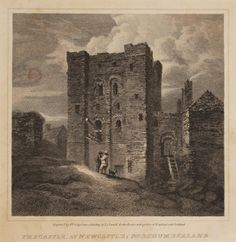 "The Castle at Newcastle, Northumberland, c.1815 John Greig (19th Century British School) after Luke Clennell Engraving In a cream conservation grade mount (matt) In good condition, some age marking visible, as illustrated Engraving: 18 x 17.6 cm (visible); mount: 25.4 x 30.5 cm (10"" x 12"")"