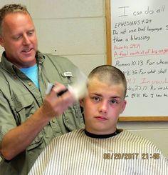 Military Haircuts, Proverbs 29, Men's Hair, A Blessing, Barber Shop, Cape, Hair Cuts, Thing 1, School
