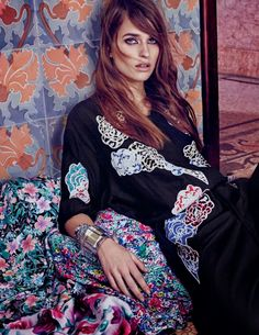 Marie Claire Russia April 2015 | Regitze Christensen