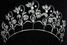 another Russian Royal tiara