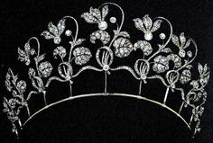 another Russian Royal tiara