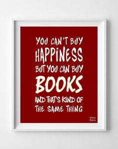 Books Poster Inspirational Quotes Print Author by InkistPrints, $11.95 - Shipping Worldwide! [Click Photo for Details]