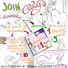 Become My Patron!