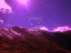 Surreal Purples Pikes Peak October 2012 by MSchmidtPhotography.deviantart.com