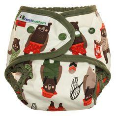 30*40cm cartoon single pocket diaper bag waterproof wet bag for baby diaper ia