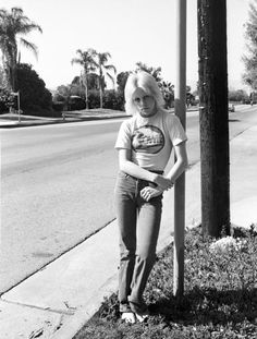 Cherie Currie by Brad Elterman