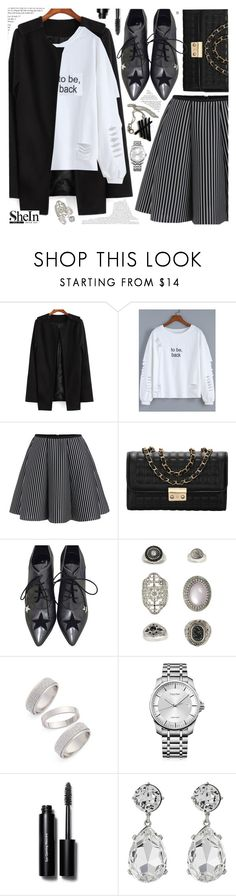 """Shein Sales"" by pastelneon ❤ liked on Polyvore featuring Dolce&Gabbana, Topshop, Calvin Klein, Bobbi Brown Cosmetics, Kenneth Jay Lane, modern, women's clothing, women, female and woman"