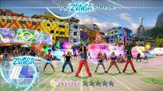 Check out the latest fitness game by Xbox, it's  Zumba Fitness World Party Xbox with 40 new routines to dance to.