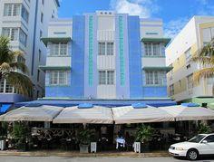 Casablance Hotel in Miami Beach, Florida